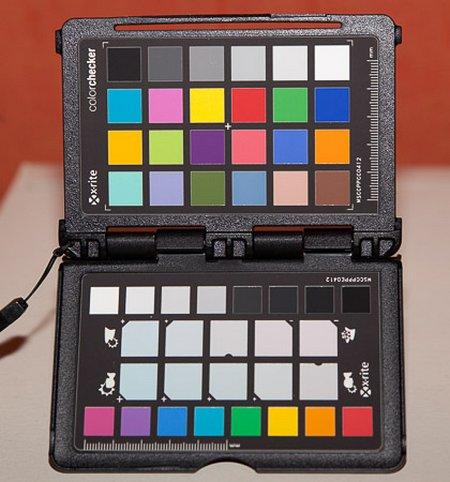 X-Rite Colorchecker Passport