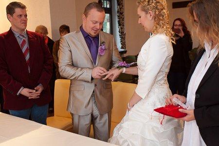 ABBC Bouncer und eine Hochzeit