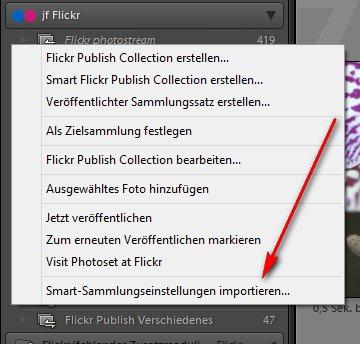 Das Plugin für Flickr