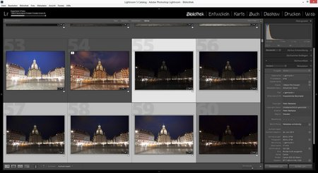 Lightroom plugin for SNS-HDR