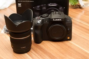 The new mFT camera Lumix G81