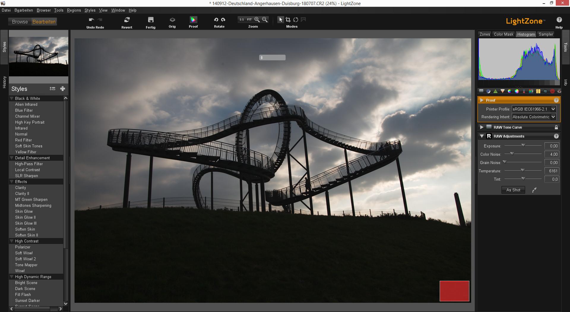 Lightzone 4.1 released