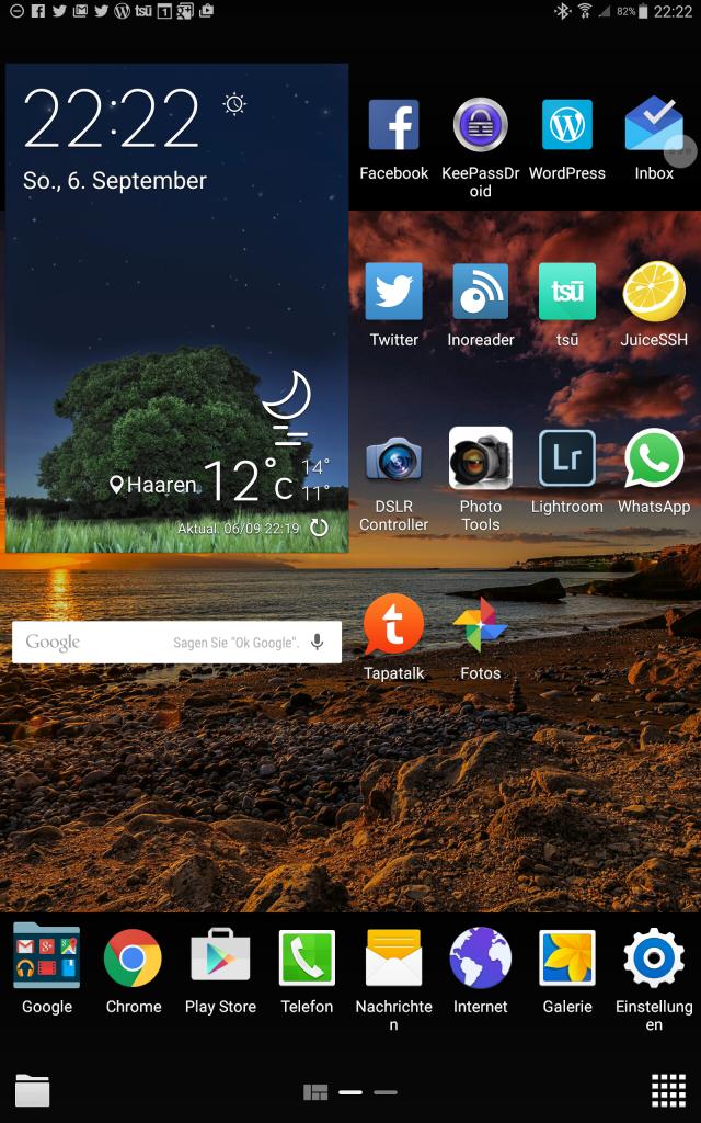 Samsung Galaxy Tab S 10.5 a brlliant tablet