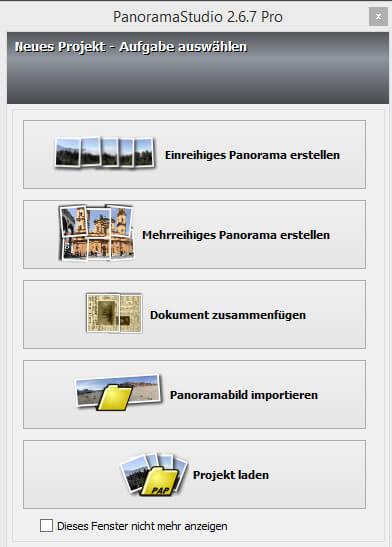 Panorama Studio Software