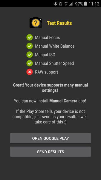 RAW photography with your smartphone