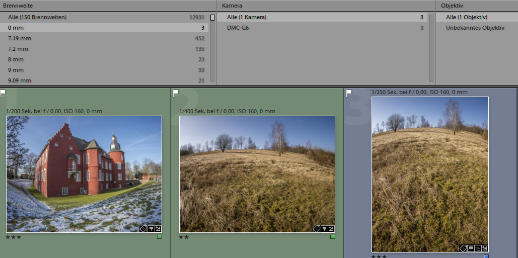 Lenstagger plugin for Lightroom