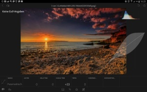 Lightroom Mobile 2.0 finally is available