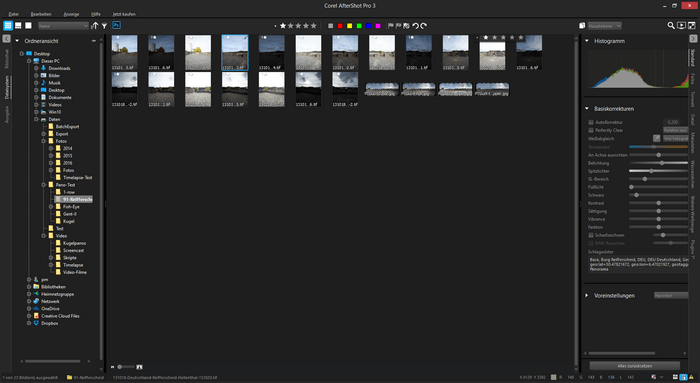 AfterShot Pro 3 als Lightroom Konkurrent