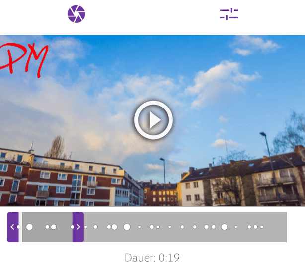 Adobe Premiere Clip 1.01 veröffentlicht