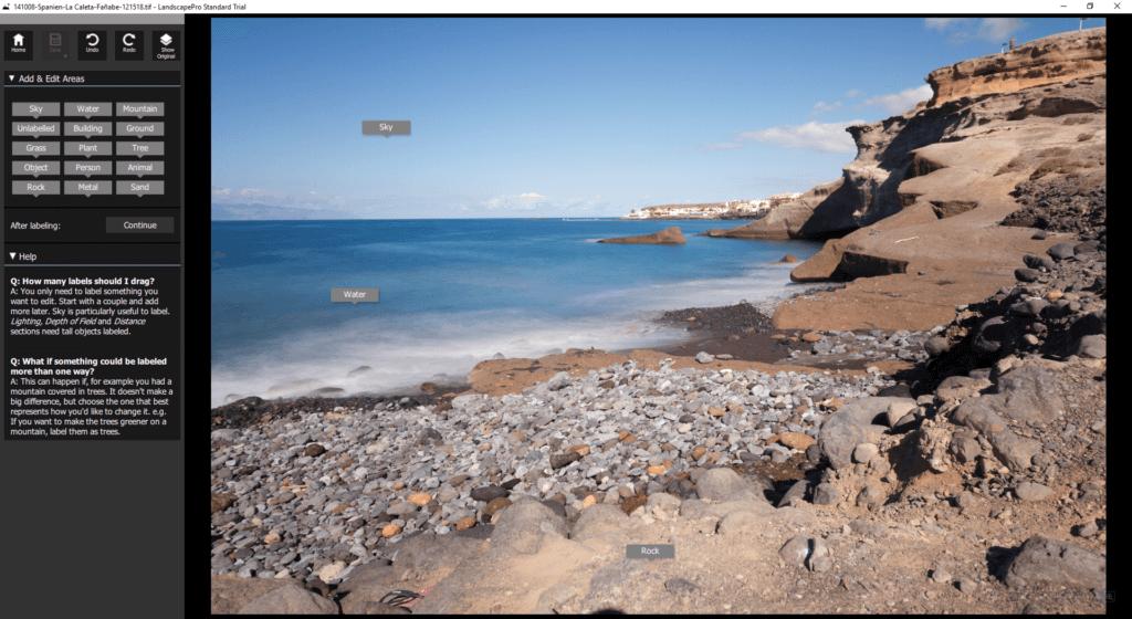 Landschaftsaufnahmen mit LandscapePro verbessern