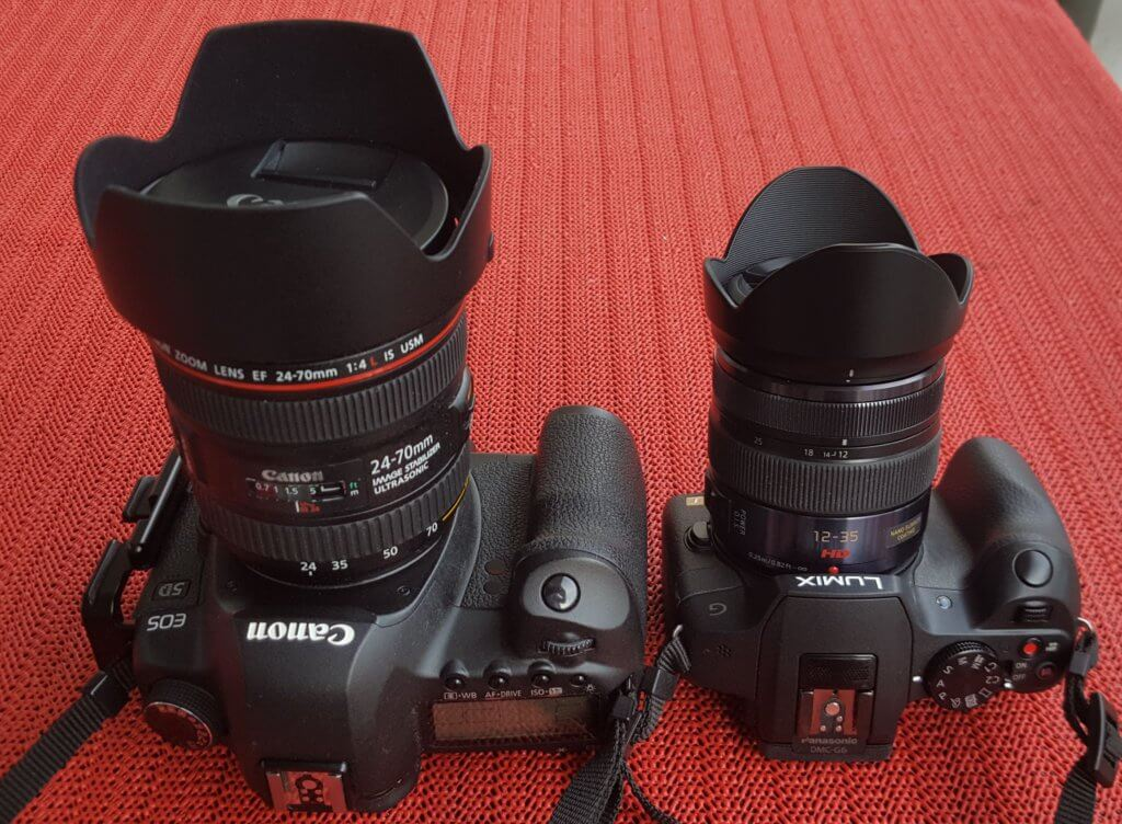 Panasonic 12-35/2.8 OIS vs. Canon 24-70/4.0 L