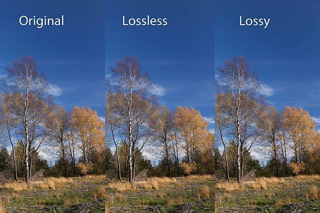 JPEG Dateien verkleinern mit Shortpixel