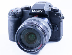 Lumix and video capturing