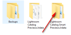 Moving images with Lightroom