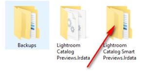 Mit Lightroom Bilder verschieben