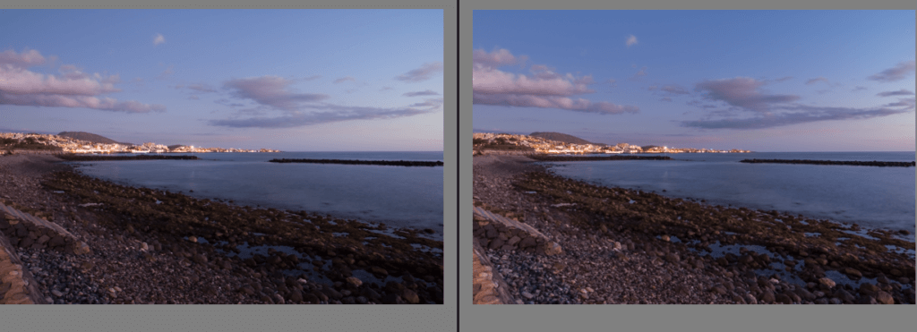 Lightroom presets as a starting point for your processing