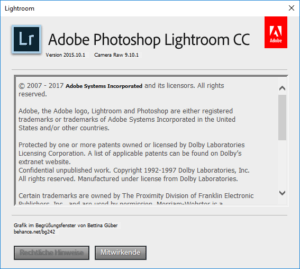 Lightroom CC 2015.10.1 and Lightroom Mobile 2.3.4 released
