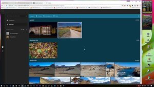 Lightroom per Browser