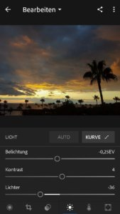 Lightroom Mobile 3.0 Verbesserungen nur in der Optik