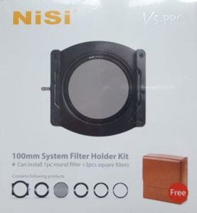 NiSi V5 Pro filter holder