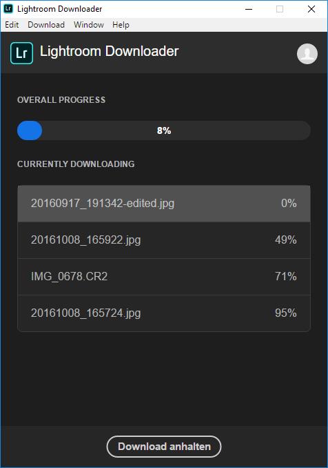 Lightroom Downloader App half-measure only? - My Blog
