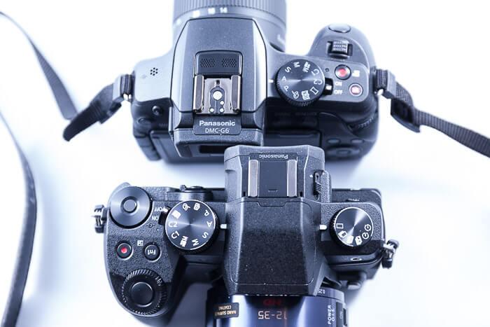 Die neue mFT Kamera Lumix G81
