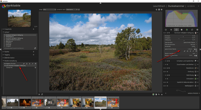 Darktable keine Lightroom Alternative I