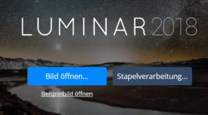 Luminar 2018 Jupiter Update