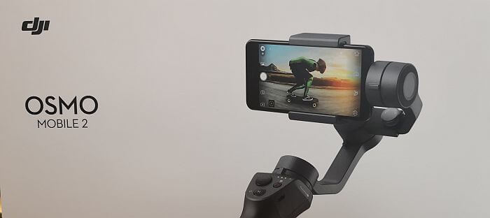 A critical view on DJI Osmo Mobile 2 Part I - My Blog