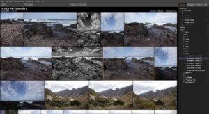 Luminar 3 mit Bildverwaltung