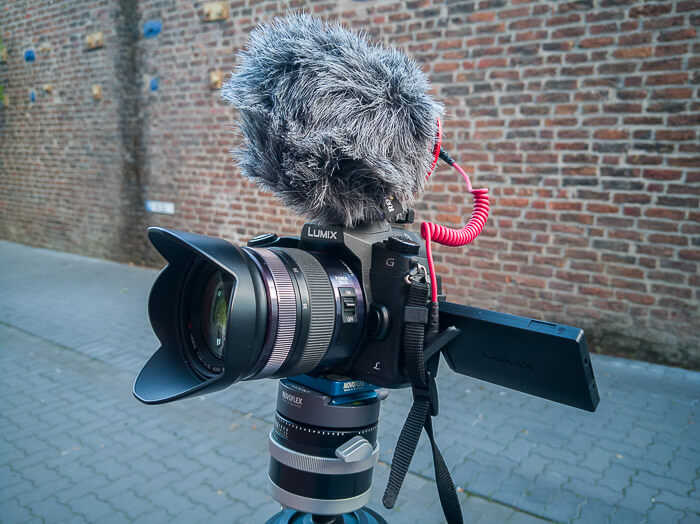 Better audio quality with the Rode VideoMicro