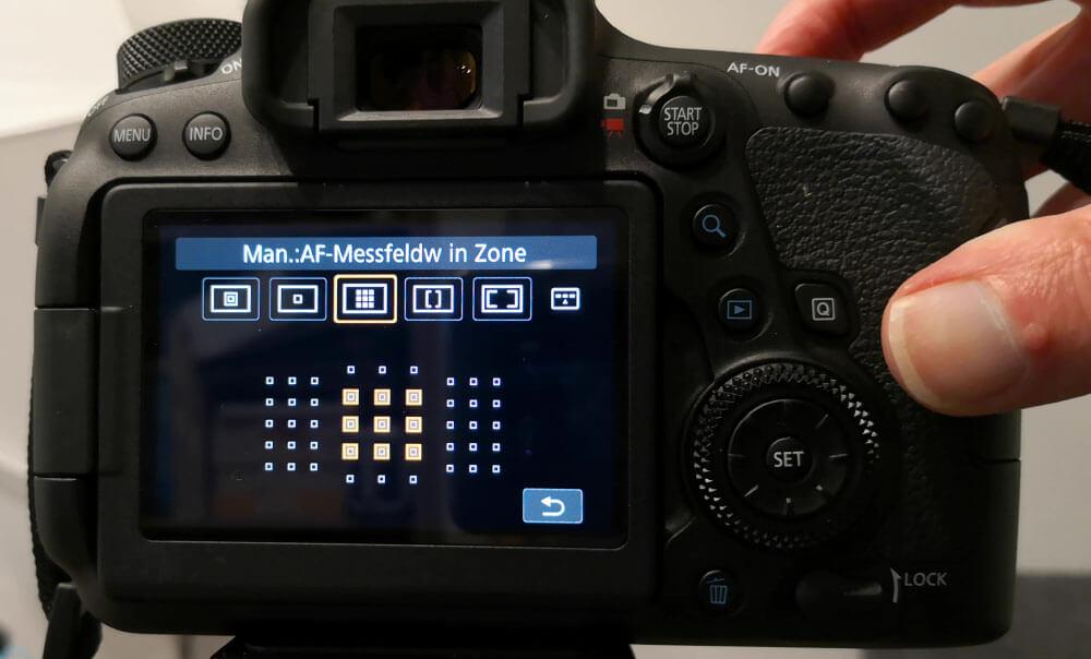 Canon 6D MK II als Upgrade II