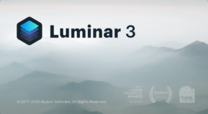 Luminar 3 with libraries
