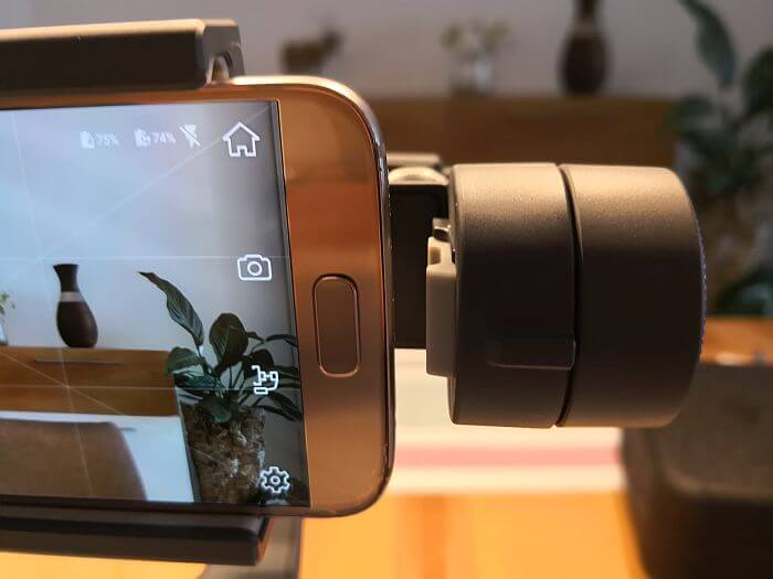 A crtical view on DJI Osmo Mobile 2 Part I