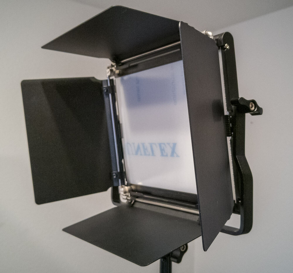 New LED panels for video