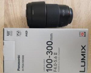 Panasonic 100-300/4.0-5.6 II