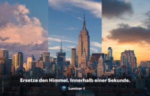 Skylum kündigt Luminar 4 an