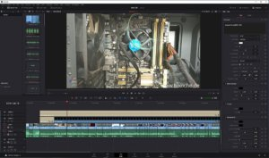 Switchover to Da Vinci Resolve