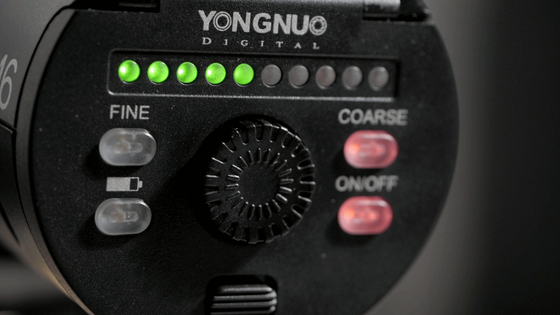 Yongnuo YN 216 video light