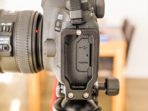 L-Bracket for the Canon 6D MK II