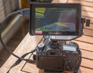 Inicio UURig R015 Monitor Halterung