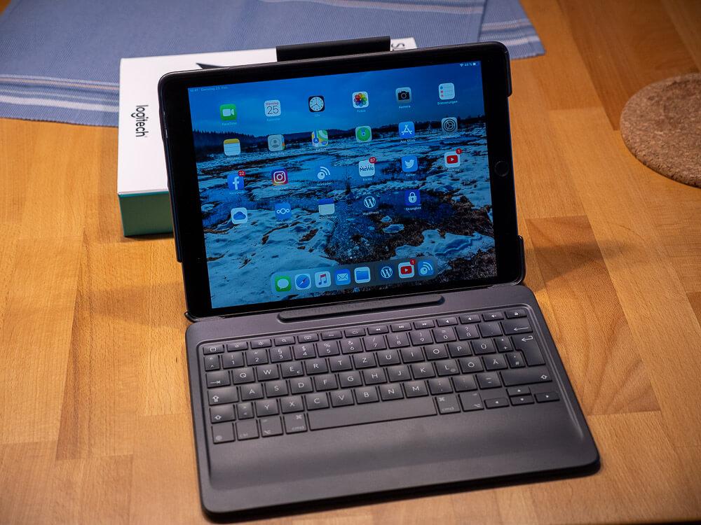 Wieder ein Tablet aber dieses Mal Apple