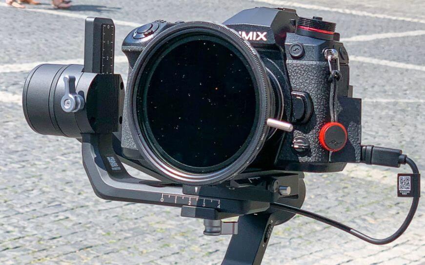 Gimbal für Systemkameras Ronin SC