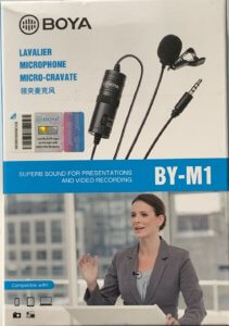 An 20 e microphone to improve your sound?