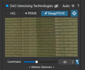 DxO Photolab 4 a denoise monster