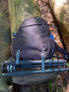 Lowepro m-Trekker bp 150 perfect fit for mFT equipment