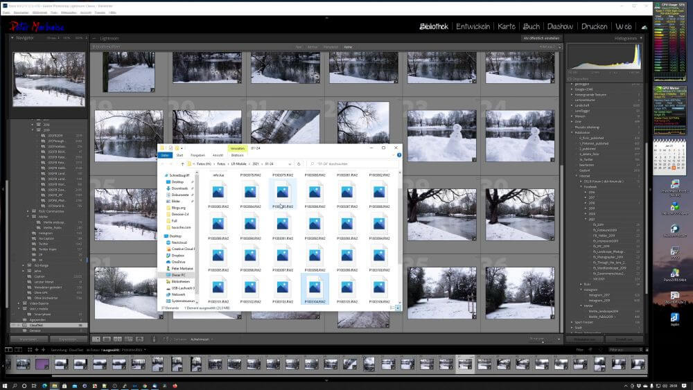 Lightroom CC nach Lightroom Classic synchronisieren