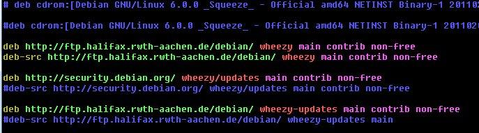 Debian Wheeyzy