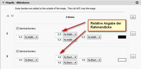 Grafische Copyright Hinweise mit dem Mogrify Plugin