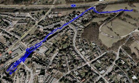 Geotagging mit dem Smarttphone